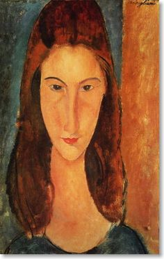 Amadeo Modigliani - my most favorite painter