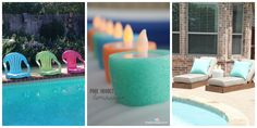These ideas will make your pool the hottest spot on the block.​