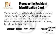 The Morganville Vampires Morganville Resident Shane by Reb333