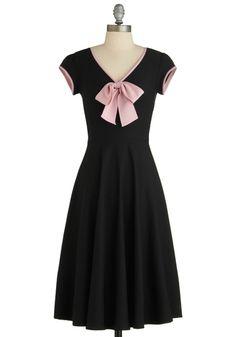 pretty a-line dress