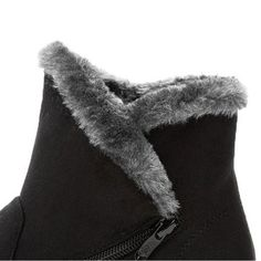 Winter Zipper Wedge Heel Keep Warm Ankle Snow Boots For Women is hot-sale. Come to NewChic to buy womens boots online Mobile. Ankle Snow Boots, Slipper Boots, Boots Online, Keep Warm, Types Of Shoes, Wedge Heels, Winter Hats, Wedges, Zipper