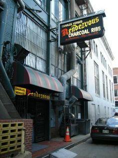 Charles Vergos' Rendezvous: Charlie Vergo's Rendezvous dining establishment