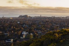 """Sunrise taken in early spring from Blackford Hill in Edinburgh. You can buy prints or licence images on my website: <a href=""""http://www.philipcormack.com/Photography/Edinburgh-Pictures/Classic-Edinburgh/i-jLHZfP6"""">Philip Cormack Photography</a>"""