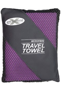 Micro Fibre Travel Towel - Large