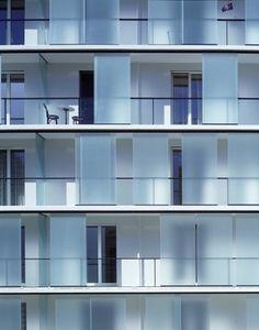 GM LIGHTROLL Fassade-Glas Marte