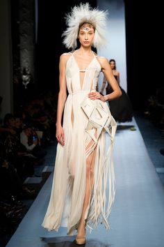 Jean Paul Gaultier Spring 2015 Couture Runway – Vogue