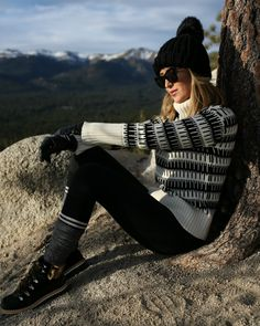 ideas snow boats outfit winter cold weather beanie for 2019 Winter Outfit For Teen Girls, Winter Outfits For Work, Casual Winter Outfits, Fall Outfits, Outfit Winter, Summer Hiking Outfit, Boating Outfit, Nyc Fashion, Winter Fashion