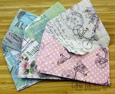 X-Press It Australia | X-Press It Double Sided Tape: Tiny Envelopes