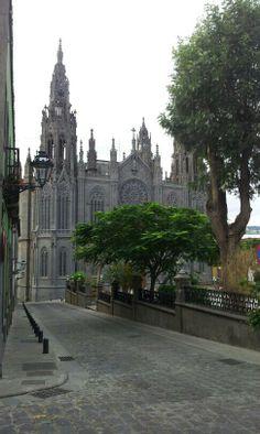 Iglesia de Arucas Gran.Canaria!