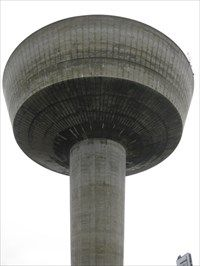 Water Tower - Tower Park, Calluna Road, Poole, Dorset, UK - Water Towers on Waymarking.com