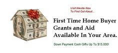 Get help buying your first home. See what grants and incentive programs are available in your area. Check out our directory!