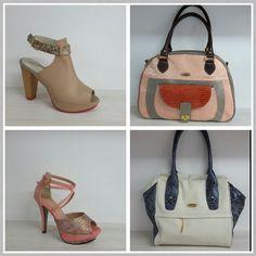 Variedad de calzado en cuero
