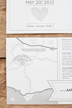 Modern Wedding Invitation Ideas | Oh So Beautiful Paper