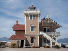 East Brother Lighthouse - San Francisco  Bay