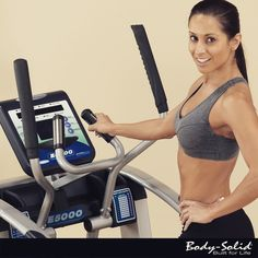 Elliptical trainers offer a high-intensity workout without the risks of injury found in higher-impact training. Learn more at bodysolid.com  #elliptical #ellipticalworkout #ellipticals #ellipticalmachine #bodysolid #builtforlife #cardio #cardioworkout #cardio #ellipticaltrainer #fitness #fitfam #impact #training