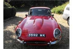 1962 Jaguar E Type £12,000