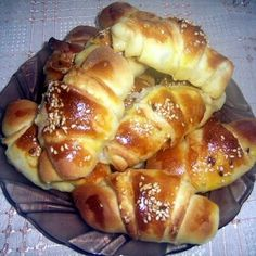 Food Gallery, Hungarian Recipes, Ring Cake, Other Recipes, Bread Baking, No Bake Cake, Scones, Bacon, Bakery