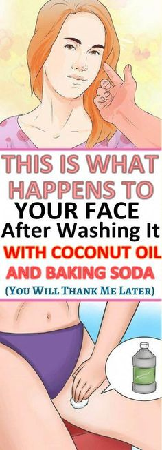 Baking soda and coconut oil face wash, can be very good for washing your face. Exfoliating your skin has become an increasingly popular part of the beauty routine of men and women alike. Coconut Oil Facial, Coconut Oil For Teeth, Coconut Oil Uses, Organic Coconut Oil, Baking Soda Face, Baking Soda Shampoo, Oil Face Wash, Beauty Hacks For Teens, Skin Care Routine For 20s
