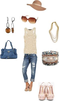 Day of Shopping, created by orjohnsons on Polyvore