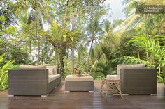 Luxe Ubud Villa, view