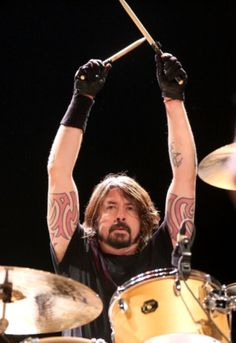Dave Grohl from Foo Fighters / Nirvana