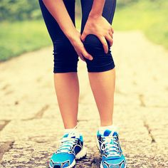 Incline running is actually easier on your knees.