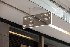 Signage Design, Cafe Design, Branding Design, Design Design, Hotel Signage, Office Signage, Environmental Graphic Design, Environmental Graphics, Corporate Design