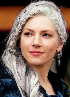 """Vikings""/Lagertha/Netflix"