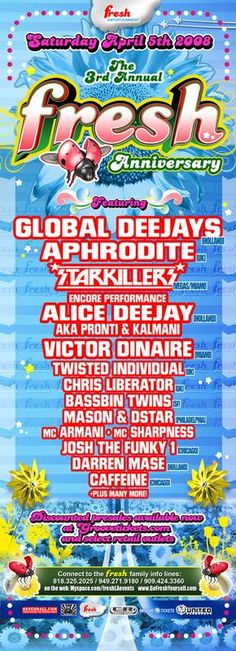 Alice Deejay's return to LA for another final FINAL performance. Wiz Khalifa performed with them. just vintage la rave things