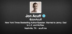 Stuff Christians Like - Jon Acuff Bible Humor, Twitter Bio, Starting Your Own Business, Christians, 5 Ways, Bestselling Author, Inspire Me, I Laughed, Laughter
