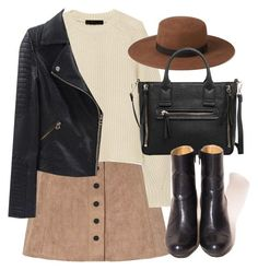 """Untitled #4695"" by laurenmboot ❤ liked on Polyvore featuring Glamorous, The Row and MANGO"