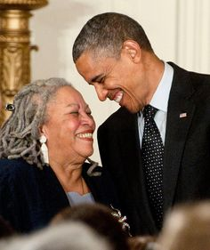 At she sits comfortably as one of the greatest authors in American history, even as her uncompromising dream for black literature seems farther away than ever. Best Picture For American History vi Joe Biden, Barack Obama, Robinson, Toni Morrison, Barack And Michelle, Black History Facts, African American History, Ny Times, Black Women