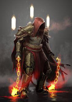 Dark Battle Mage
