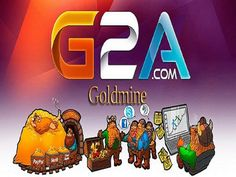 Find out about the best business where you can get paid to be an affiliate to sell games through G2A marketplace. You will make a comission everytime someone buys something though your link. The gaming marketplace is looking for promoters and the rewards are attractive.