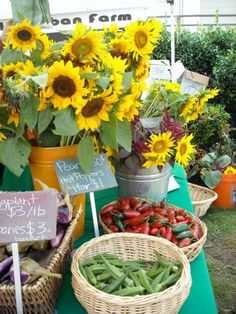 Pepper Place Market is open on Saturday mornings 7 a.m.-12 p.m.  Locally grown flowers, produce, and more!