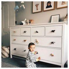 Boy Toddler Bedroom, Baby Boy Rooms, Baby Bedroom, Kids Bedroom, Bedroom Decor, Ikea Toddler Room, Childrens Bedrooms Boys, Baby Boy Bedroom Ideas, Ikea Kids Room