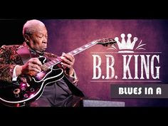 Cool Boss, King Style, Blues Scale, Bb King, Bass Guitar Lessons, King Fashion, Backing Tracks, Fender Stratocaster, Types Of Music
