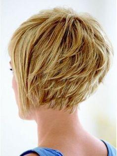 Asymmetrical Cut Synthetic Short Wig