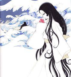 Artwork from the Japanese artist Macoto Takahashi.