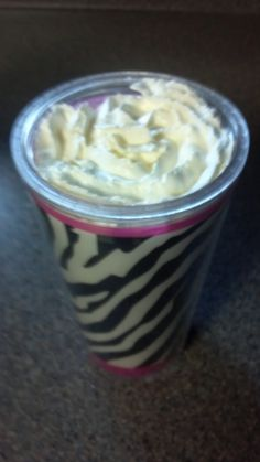 French Vanilla Bean Frapp. + Recipe So Tastey! Better than Starbucks!