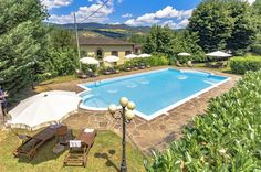 Rental Villa in Tuscany for 10 guests with pool Vacation Villas, Tuscany, Ideal Home, Explore, Outdoor Decor, House, Home Decor, Products, Ideal House