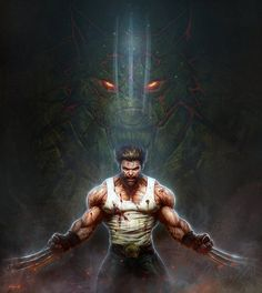 Wolverine by ~yichenglong1985