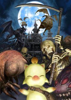 Week 11 - Final Fantasy XI - Sequel Sat -  A Moogle Kupo d'Etat - Evil in Small Doses