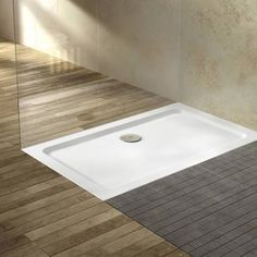 Pearlstone Rectangular Shower Tray Profile Image