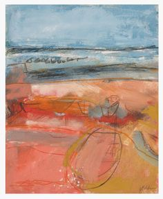 'Boats in Sennen Harbour', Janine Baldwin, mixed media, 29 x 24cm. A greeting card is available of this work, see www.janinebaldwin.com (exhibitions page) for stockists