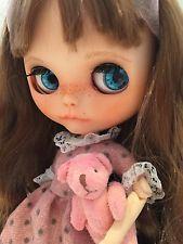 Blythe Factory Custom By Beatrice M. ROS. REBAJADA!! | eBay