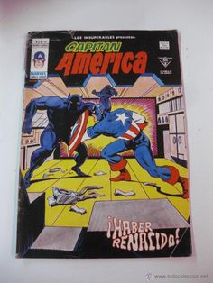 CAPITAN AMERICA. MARVEL COMICS GROUP V. 3 - Nº 19. REVISTA MENSUAL MUNDI COMICS. 1976 - Foto 1