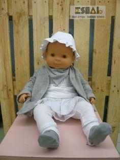 """Nuestra """"niña"""" vestida de Gymp"""
