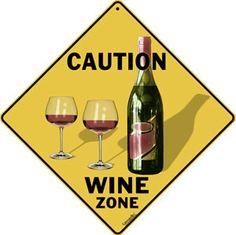Precaución #WineLovers #AmarasElVino