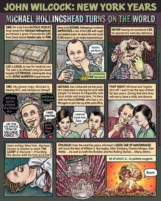 JOHN WILCOCK: (LSD History) Michael Hollingshead Turns on the World - Boing Boing